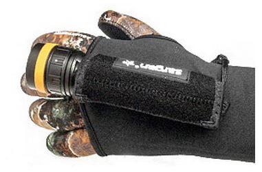 Держатель для подводного фонаря на руку своими руками